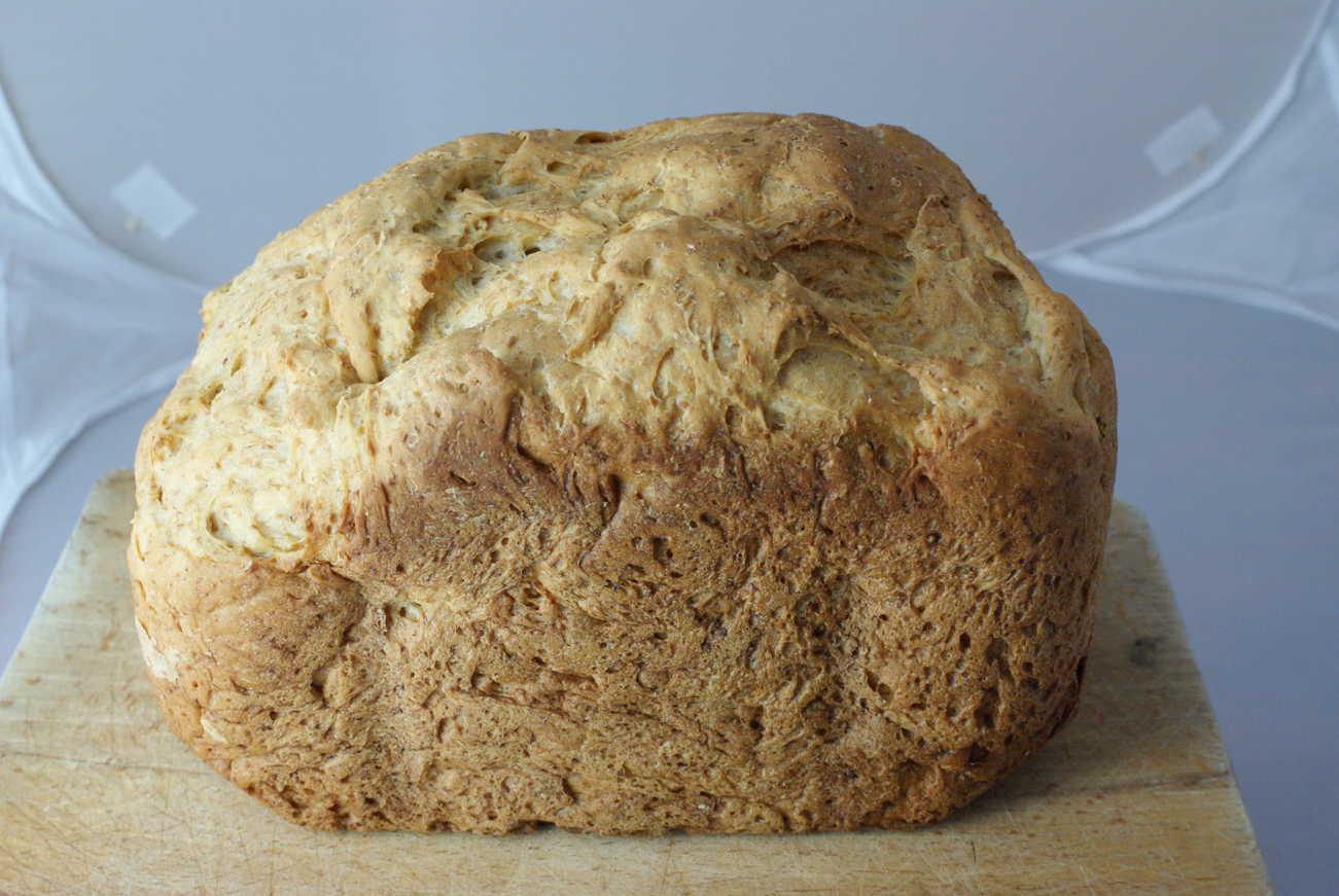 bread in bread machine
