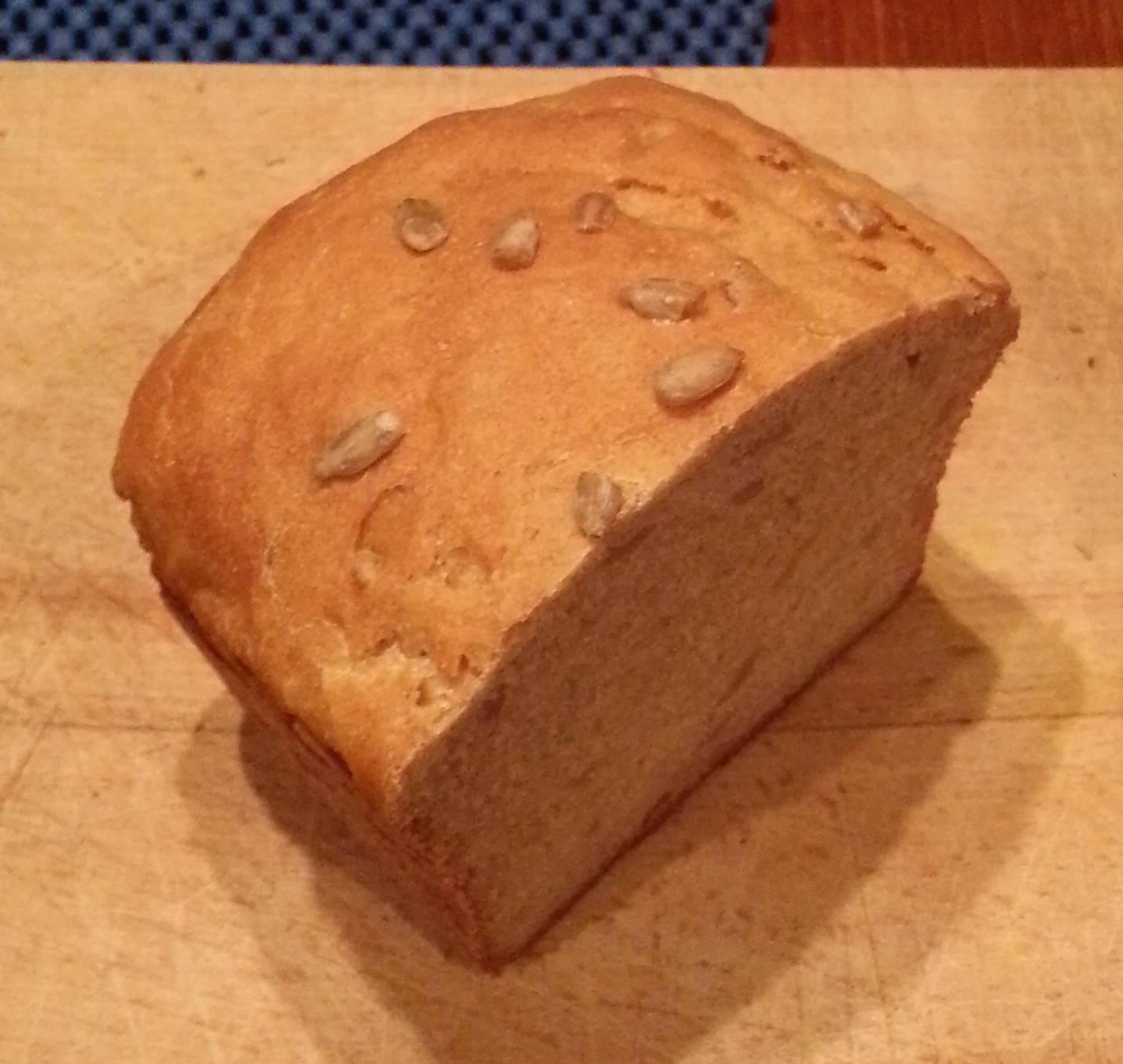 Dan Lepard S Wholemeal Bread